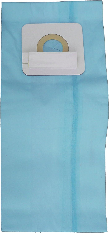Commercial Vacuum Cleaner Bags Tennant 9007744 Model #V-SMU-14 ECC845 2 ply