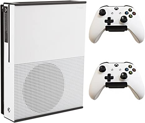HIDEit Mounts X1S - Soporte de pared para Xbox One S + 2 Contorno ...