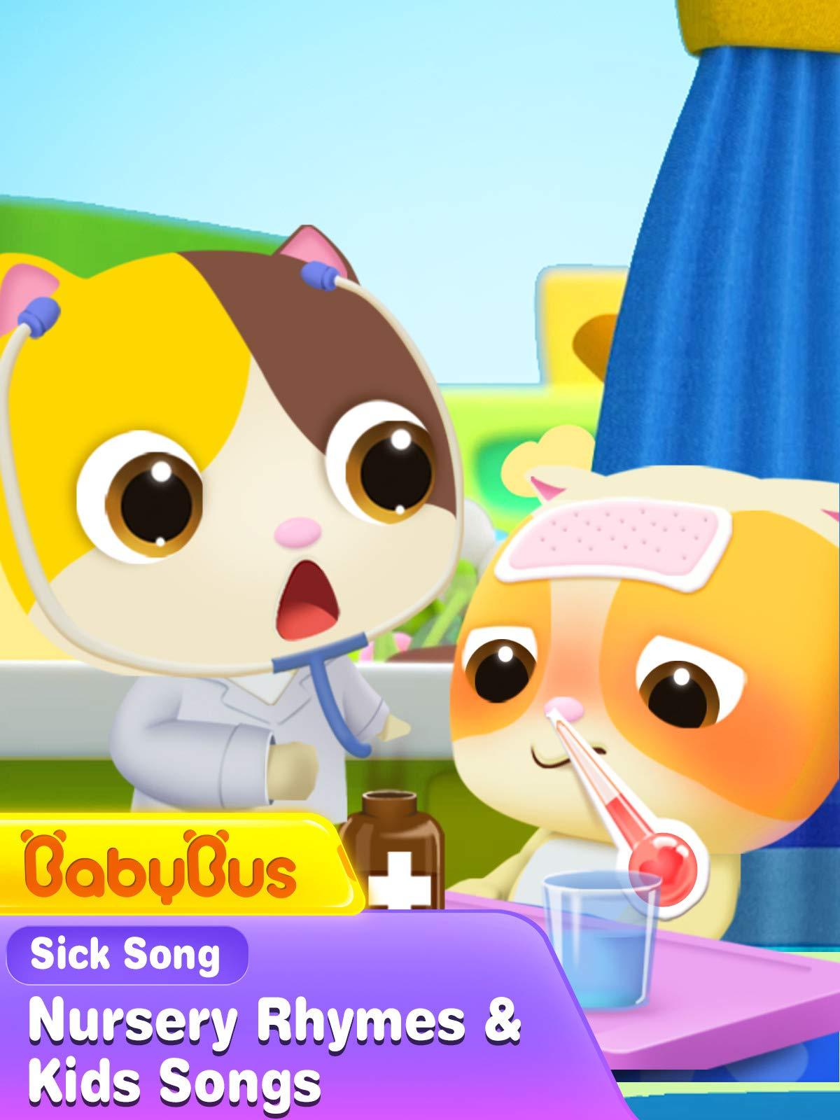 BabyBus Nursery Rhymes & Kids Songs - Sick Song