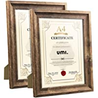 UMI. Essentials - Marcos Rústicos de Madera
