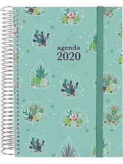Finocam - Agenda 2020 1 día página Espiral Design Collection ...