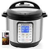 Instant Pot Smart WiFi 8-in-1 Electric Pressure Cooker, Sterilizer, Slow Cooker, Rice Cooker, Steamer, Saute, Yogurt Maker, C