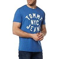 Tommy Jeans TJM ESSENTIAL LOGO TEE Playera para Hombre