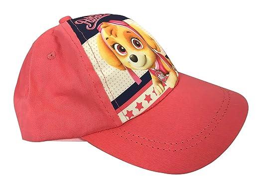 Stella Paw Patrol - Gorra de béisbol para niña (50 cm), Color Rosa ...