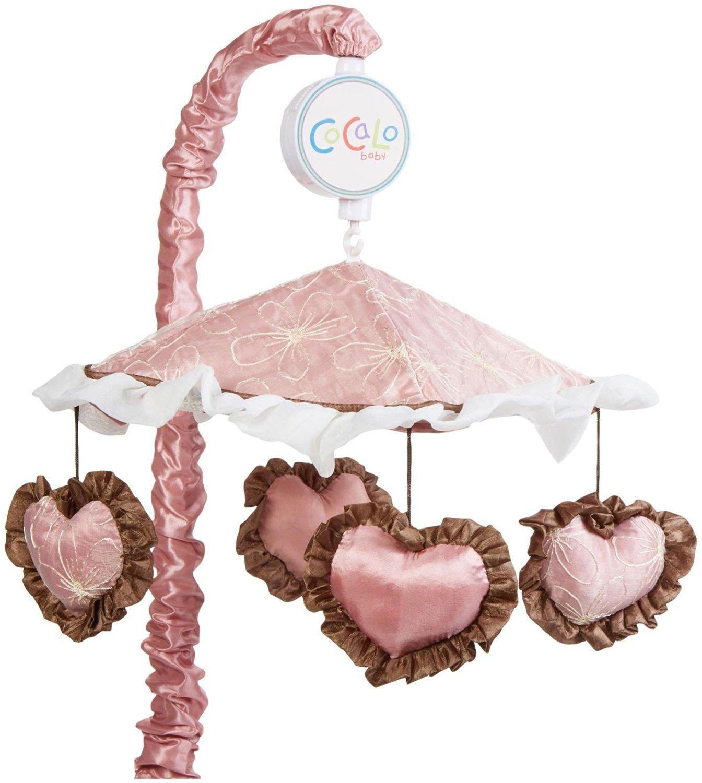 Amazon Com Cocalo Daniella 8 Piece Crib Bedding Set