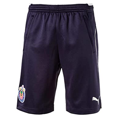 3290a7caf PUMA Men's Chivas Training Shorts at Amazon Men's Clothing store: