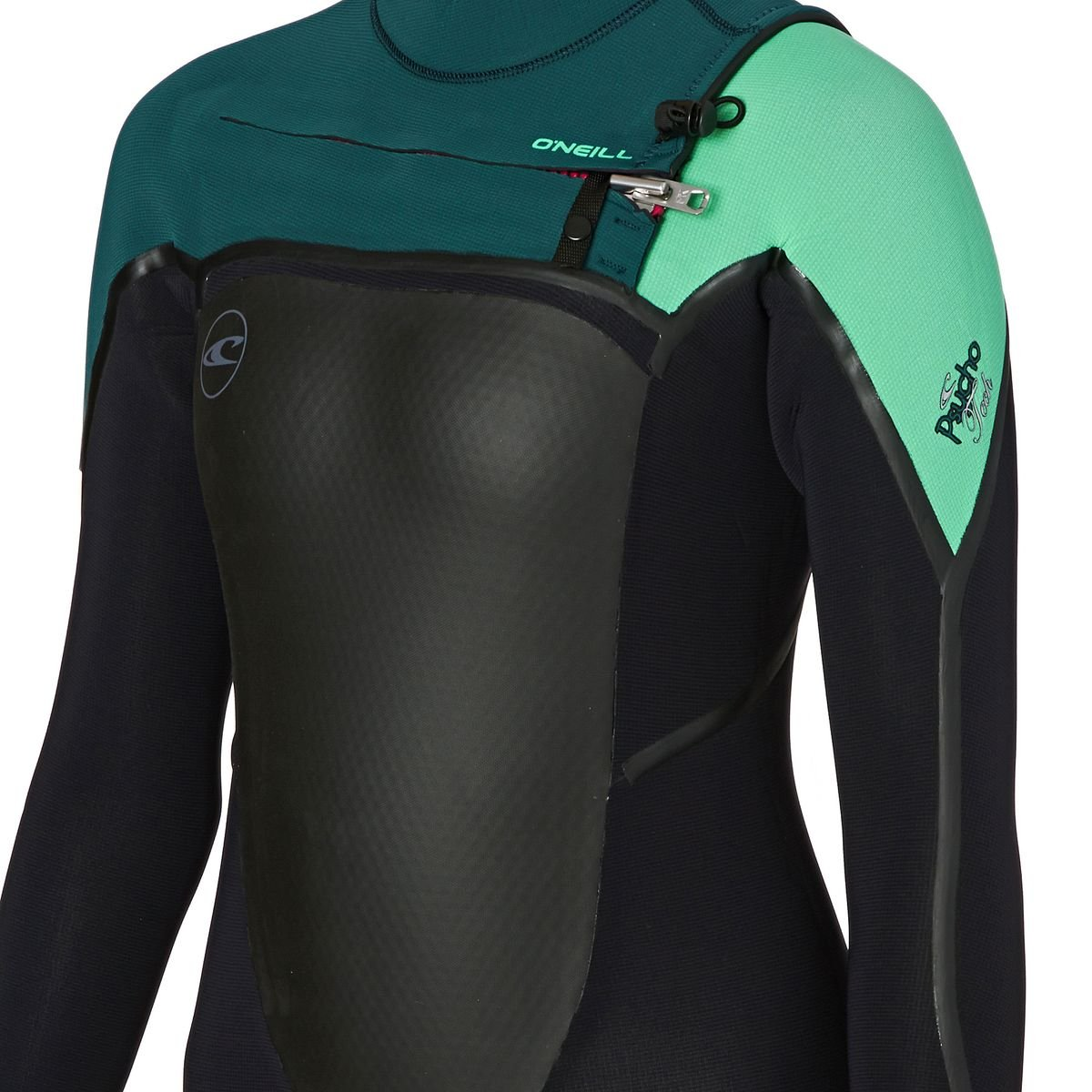 O'Neill 2017 Ladies Psycho Tech 5/4mm Chest Zip Wetsuit BLACK/TEAL/SEAGLASS  4582: Amazon.co.uk: Sports & Outdoors