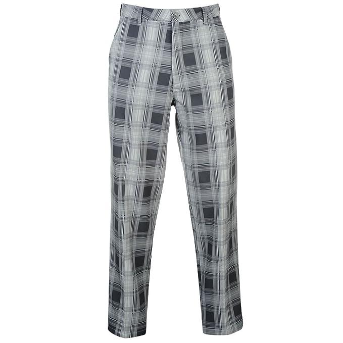 último diseño guapo seleccione para el despacho Slazenger Hombre Cuadros Invierno Pantalones Golf Pantalón ...