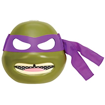 Teenage Mutant Ninja Turtles Máscara Donatello Deluxe ...