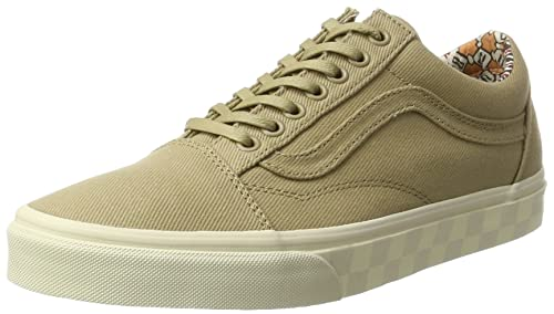 vans old skool uomo beige