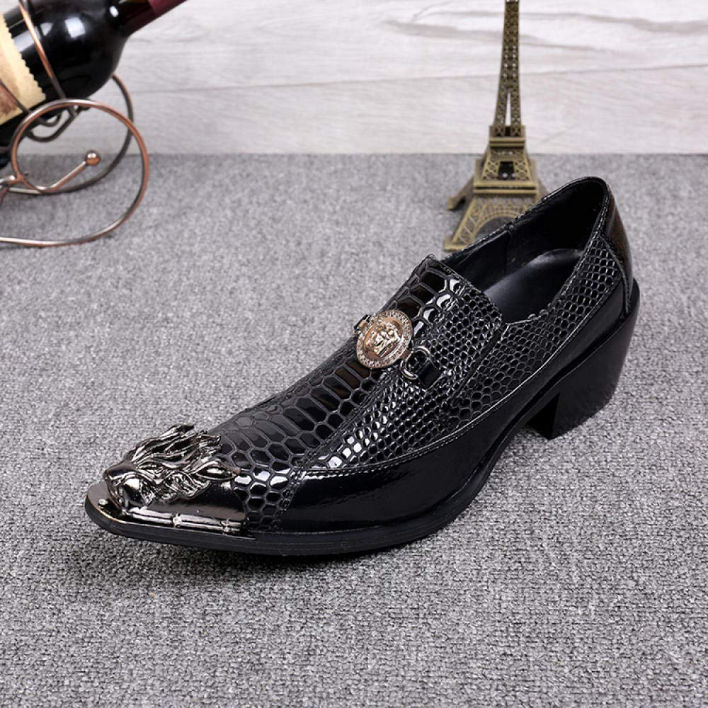 Zapatos Para Hombres Casual Elegante Para Trajes Formales ...