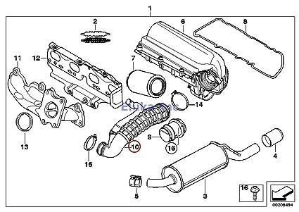 Mini Cooper S Sensor Diagram