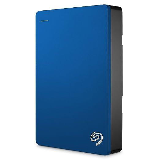 """192 opinioni per Seagate Backup Plus 5TB, blue, hard-disk esterno portatile, 2,5"""" (STDR5000202)"""