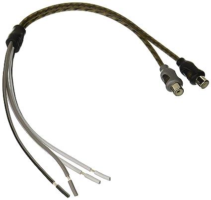 Rockford Fosgate RFIF2SW Speaker Line to RCA Adapter on