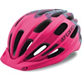 Giro Hale MIPS Youth Visor Bike Cycling Helmet - Universal Youth (50-57 cm), Matte Bright Pink (2021)