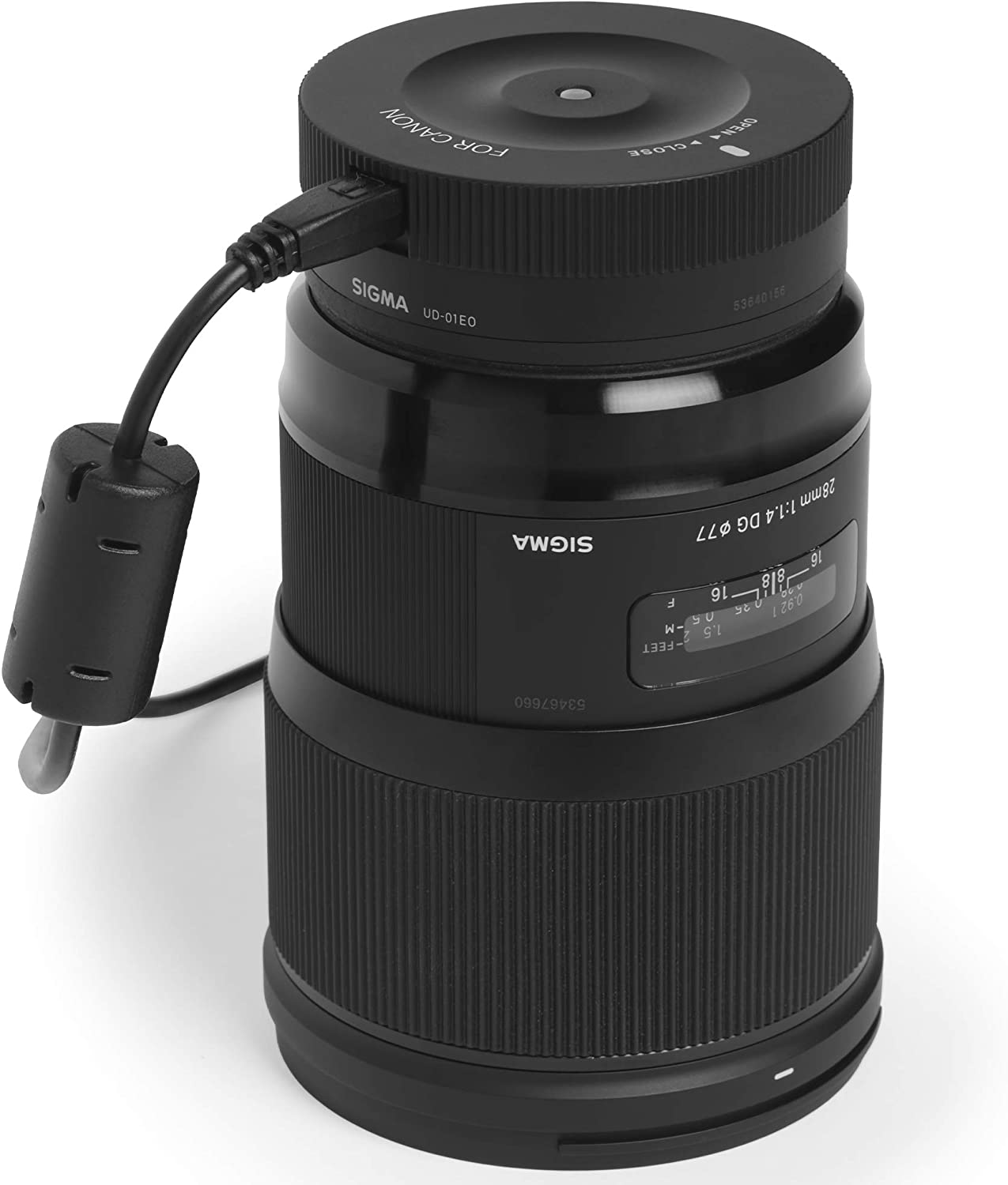 Sigma USB Dock for Nikon Mount Lenses with Essential Photo Accessory Bundle
