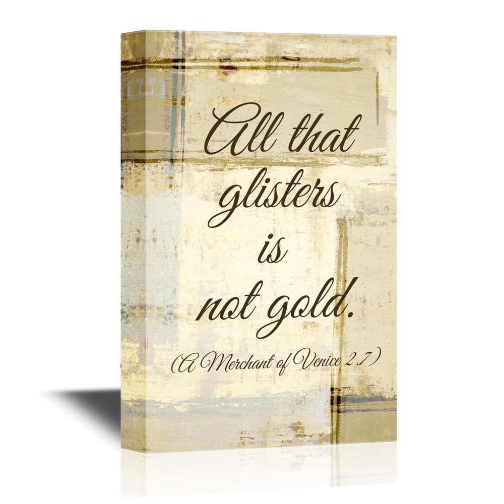 The Merchant Of Venice Quotes   Shakespeare Quotes All That Glitters Is Not Gold Merchant Of Venice
