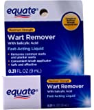 Equate Wart Remover With Salicylic Acid .31 oz Max Strength