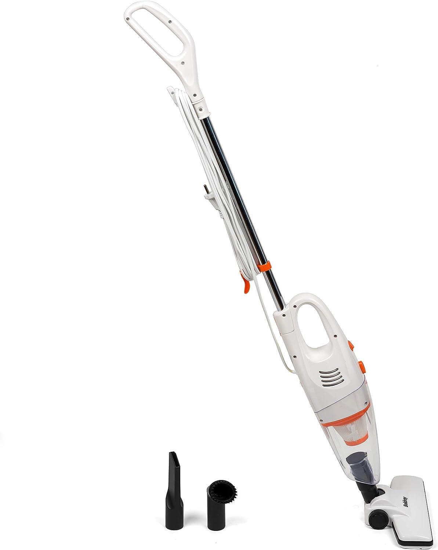 Beldray Aspirador Multifuncional BEL0770 2 en 1, 1 litro, 600 W, Blanco y Naranja: Amazon.es: Hogar