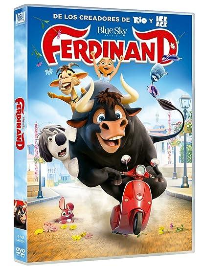 Ferdinand [DVD]: Amazon.es: Animación, Carlos Saldanha, Animación ...