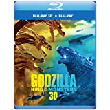 Godzilla: King Of The Monsters (3D Blu Ray/Blu Ray) [Blu-ray]
