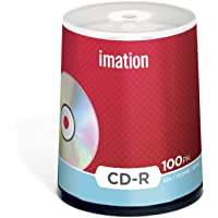 Imation CD Recordable 700 MB Spindle Pack of 100