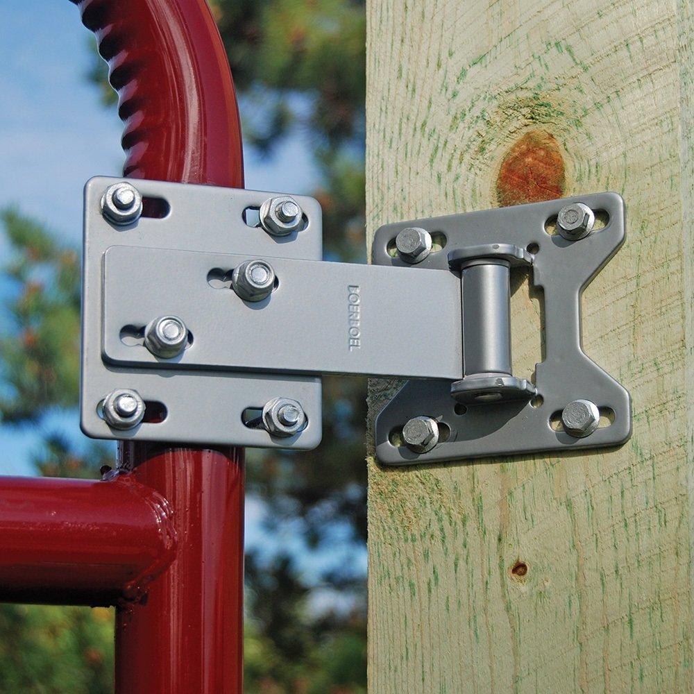 Boerboel Heavy-Duty Chain Link/Farm Hinge 73014313 Silver(2 pack ...