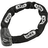 Abus City Chain-X-Plus 1060 - Candado antirrobo (85 cm), color negro
