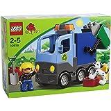 LEGO DUPLO 10519 -  En la Ciudad: Camión de Basura