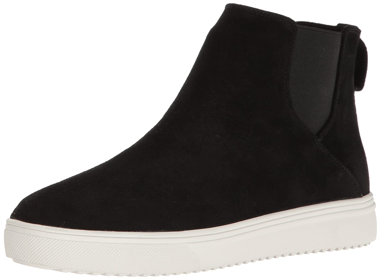 Blondo Women's Baxton Waterproof Fashion Sneaker B01N2MAUOO 7 B(M) US|Black Suede