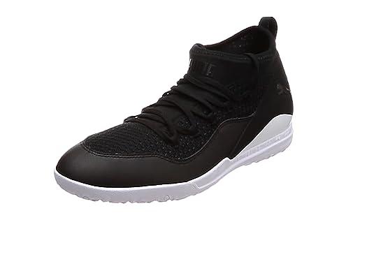 Puma Herren 365 FF ST Multisport Indoor Schuhe, Schwarz