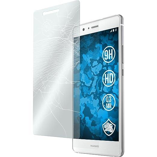 80 opinioni per 1 x Huawei P9 Lite Pellicola Protettiva Vetro Temperato chiaro- PhoneNatic