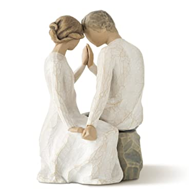 Willow Tree Around You, sculpted hand-painted figure