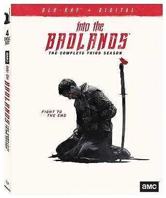 Into the Badlands: Season 3 [Blu-ray]