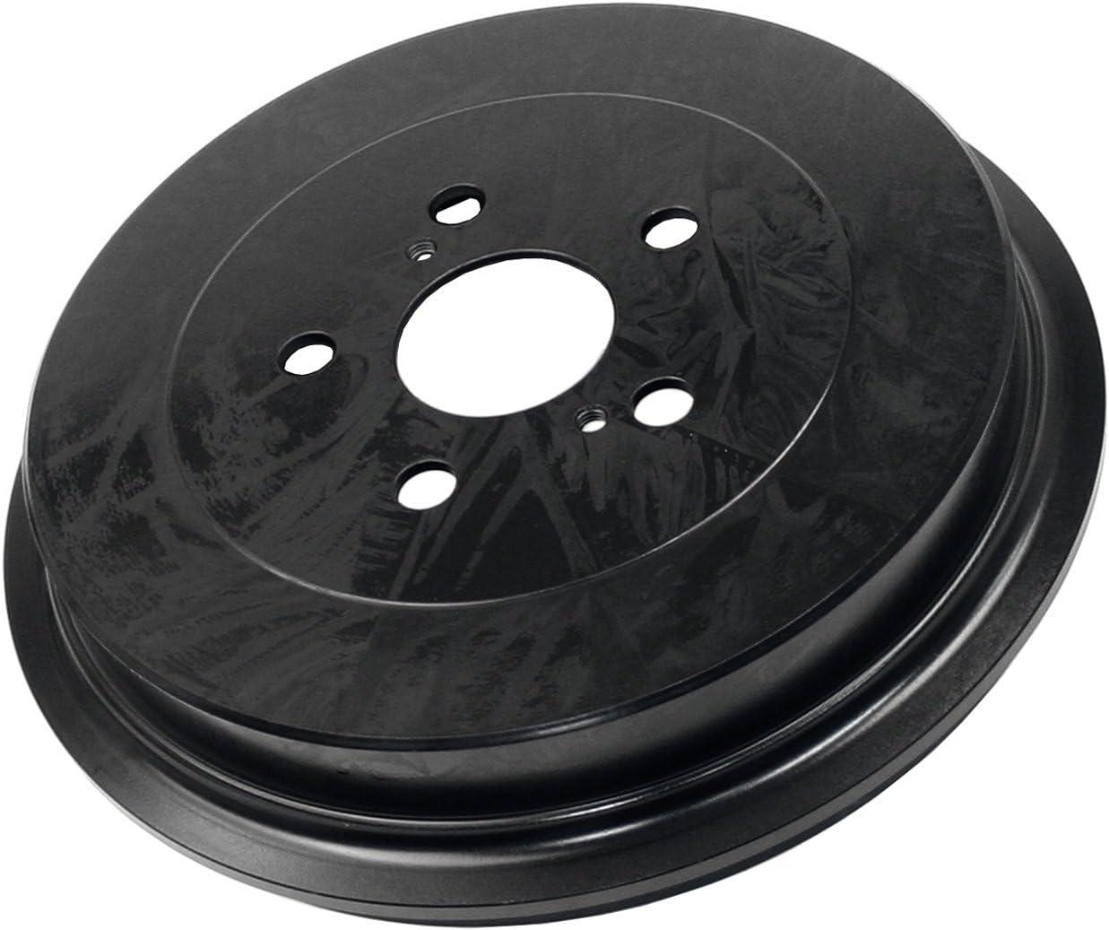 Beck Arnley 083-3370 Premium Brake Drum