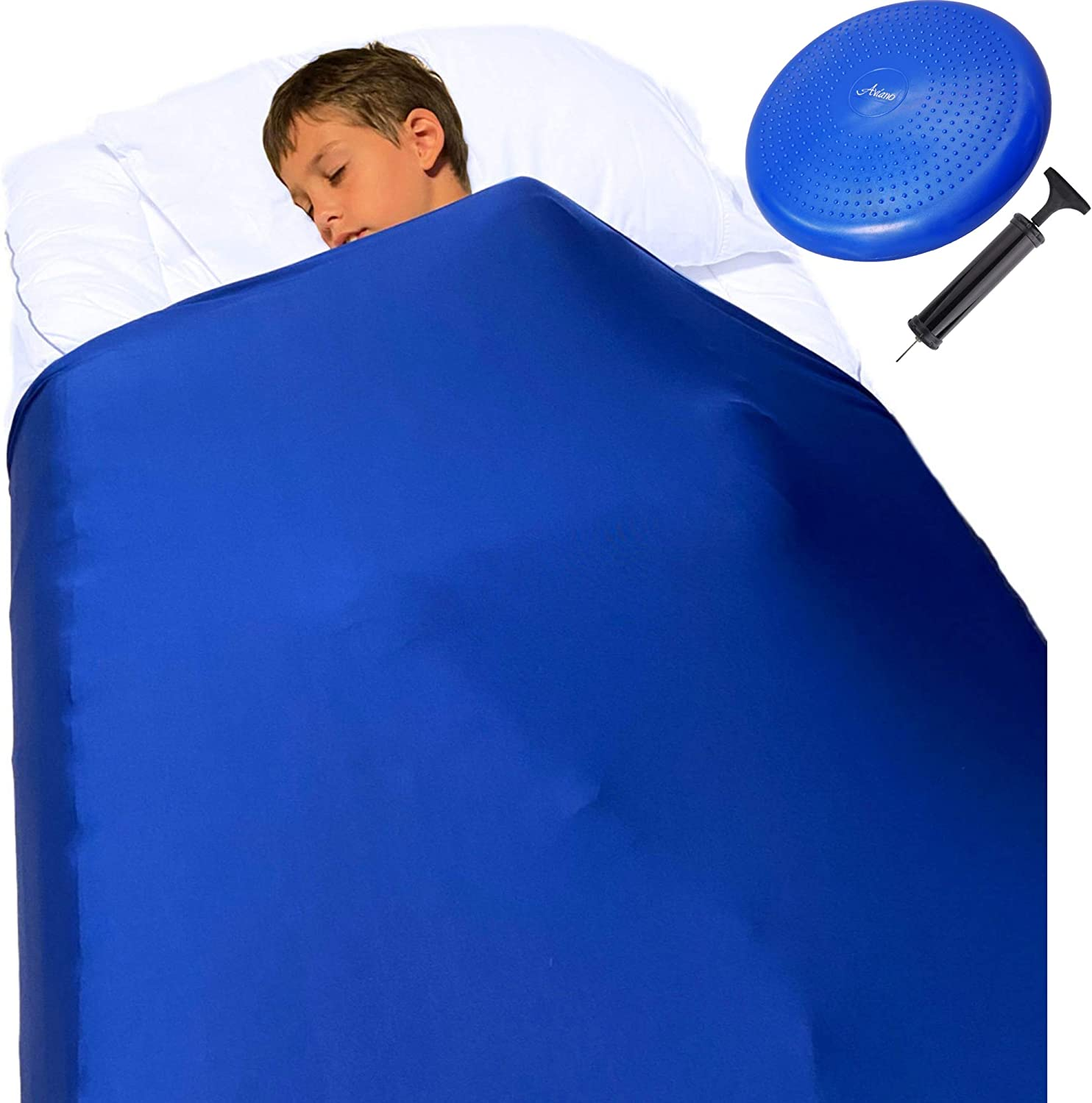 Sensory Compression Blanket for Kids Autism, Sensory Processing Disorder ADHD