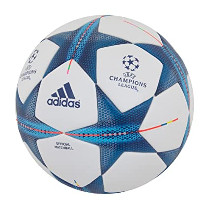 Amazon.com   Adidas Finale 15 Official Match Ball  White  (5 ... a3fb74141b4d3