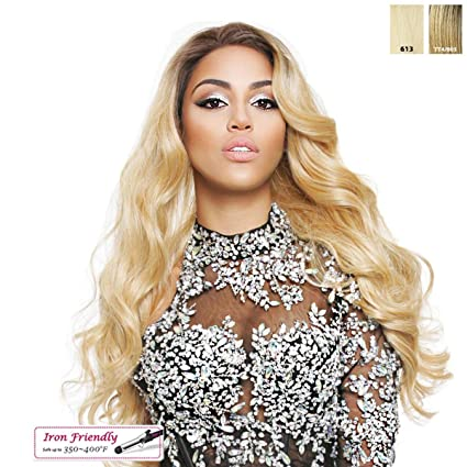 It s a Wig elegante peluca – Lace frontal Lace Queen Charlotte