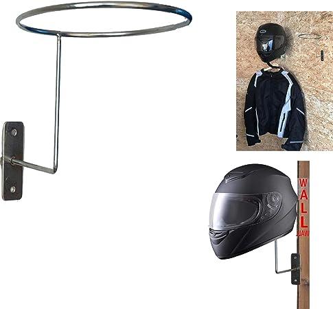 Accesorios para motocicleta, soporte para casco, perchero, gancho ...