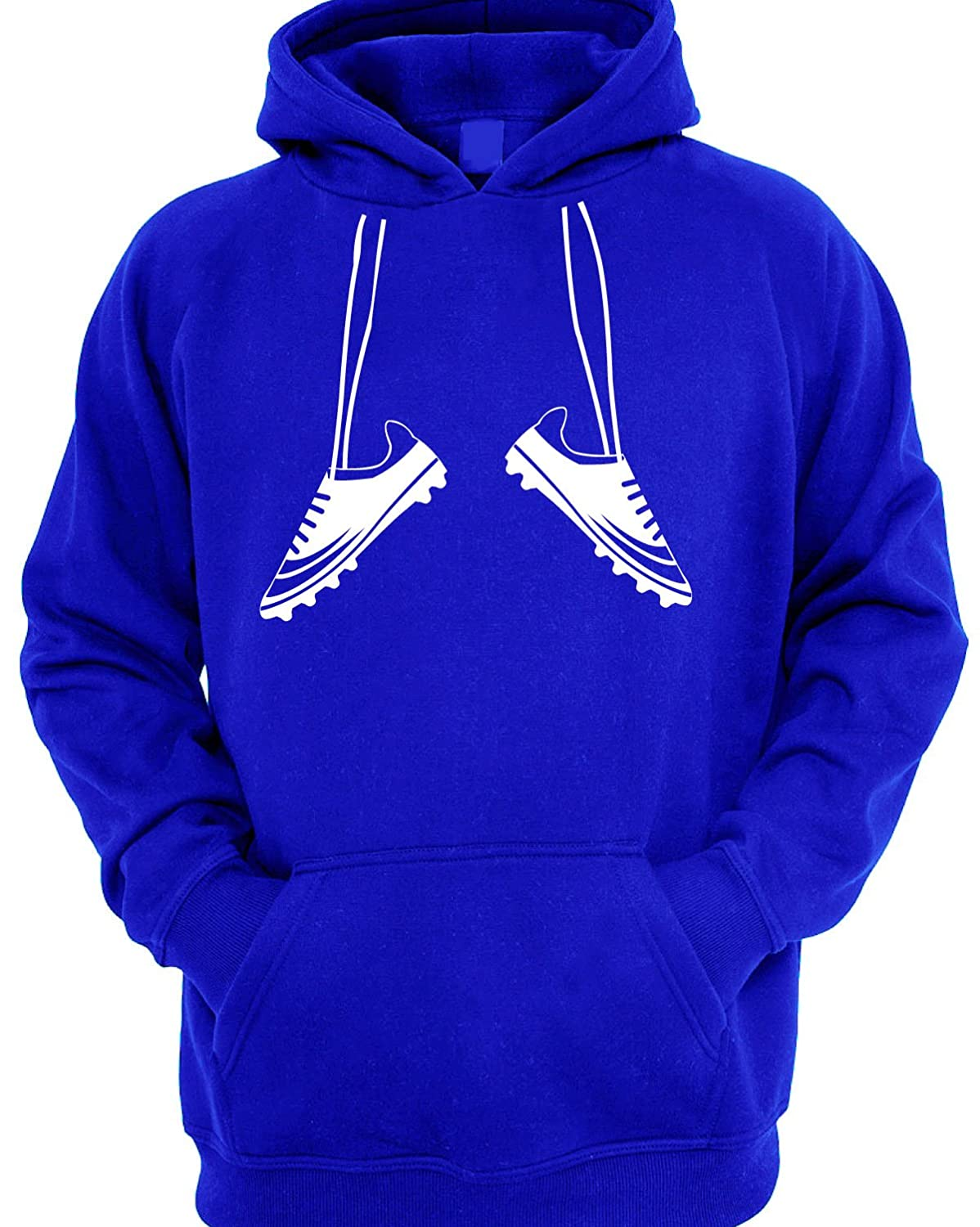 Football Boots Boy's Children's Football Hoodie