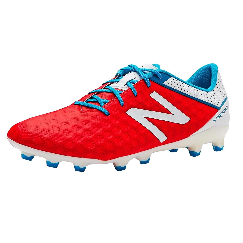 2a16d03bacc7 New Balance Visaro Pro FG Football Boots - Adult - Atomic White Barracuda   Amazon.co.uk  Sports   Outdoors