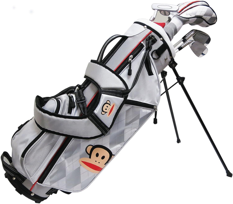 Amazon Com Paul Frank Junior Golf Club Set Ages 9 12 Golf Club Complete Sets Sports Outdoors
