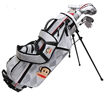 Amazon.com : Paul Frank Junior Golf Club Set (Ages 9-12 ...