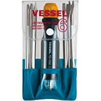 ベッセル(VESSEL) 検電差替ドライバー 低圧用 TD-1300L