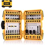 Impact Driver Bit Set, Utool 45pcs Ultratorq...
