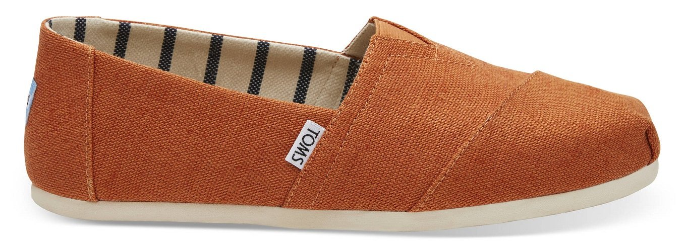 TOMS Men's Venice Collection Alpargata Sunset Heritage Canvas 10 D US