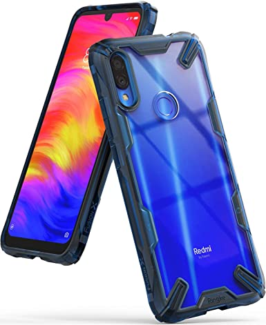 Amazon.com: Ringke Fusion-X Designed for Xiaomi Redmi Note 7 ...