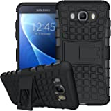 J7 Case,Galaxy J7 Case(2016 Version),K-Xiang(Armor Series) Heavy Duty Protection Hybrid Shockproof Dual Layer Protective Case Cover With Stand for Samsung Galaxy J7