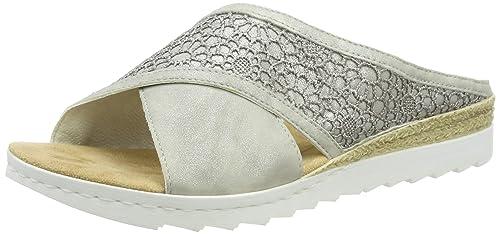 Rieker 63096 40, Mules Femme: : Chaussures et Sacs