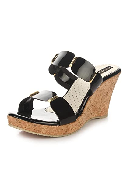 05a9bdd495a Do Bhai Wedges 2080 for Women  Buy Online at Low Prices in India - Amazon.in